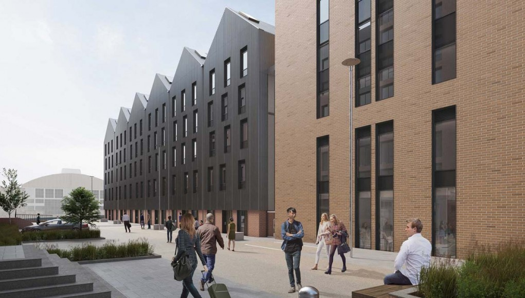 Green Light For Maces Sheffield Residential And Student Development