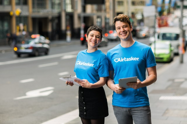 From down-under to up-north, community platform Airtasker