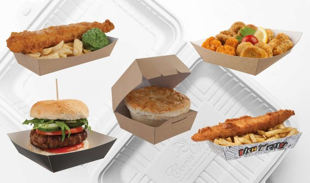Takeaway containers run out at wholesalers - how will the UK cope?