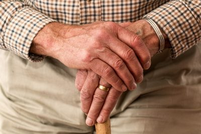 Elderly Residents Don't Have To Be Alone This Christmas