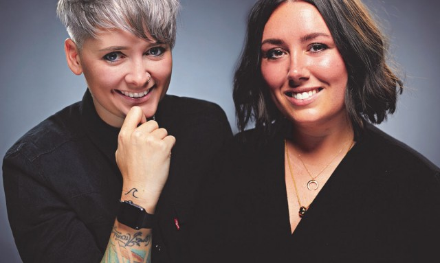 Manchester creatives Katie and Emma Nattrass-Daniels shortlisted in 2018 NatWest Great British Entrepreneur Awards