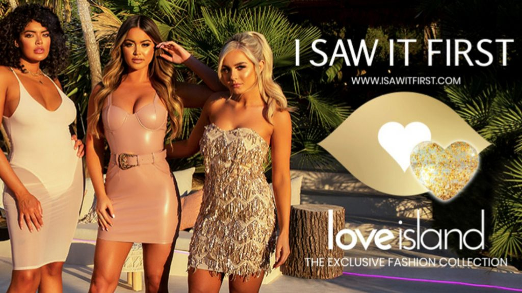 I Saw it First' becomes Love Island fashion partner via deal secured by Media Agency Group | Business Up North