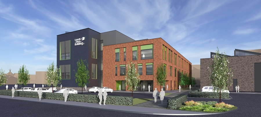 Green Light For New £13m College Campus In Leeds