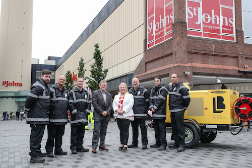 Liverpool Bid Company Introduces New 250 000 Cleansing Team For Levy Payers Business Up North