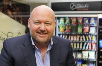 John Broderick, Managing Director of Manchester based Broderick's luxury coffee and refreshments company