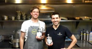 Yorkshire firms collaborate to create bespoke gin for region's restaurant of the year