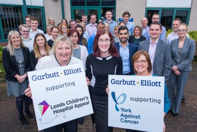 Garbutt + Elliott To Tackle Yorkshire Three Peaks Challenge To Raise Funds For Charity Partners