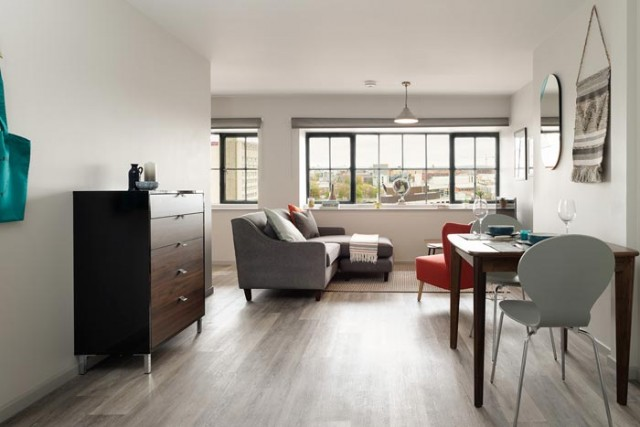 Show Apartments Unveiled At Grade II Listed UNCLE Manchester