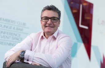 Paul Billington, Commercial Director, The Landing at MediaCityUK