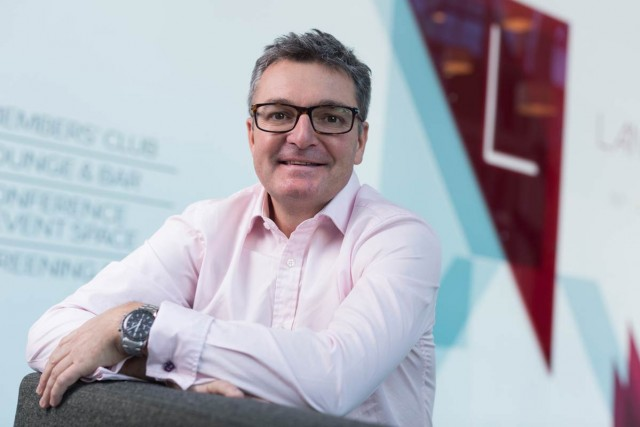 Paul Billington, Commercial Director, The Landing at MediaCityUK