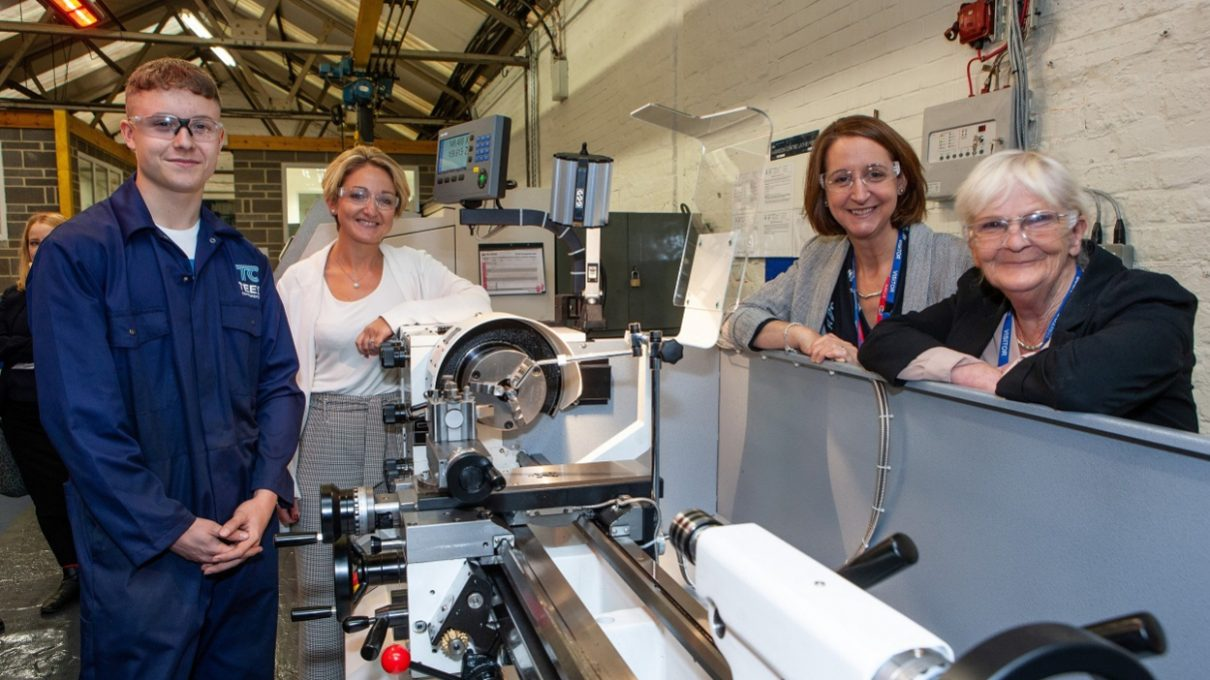 Tees Components invests £100000 in dedicated training centre - Business Up North