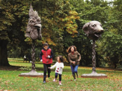 Photo: David Lindsey courtesy of Welcome to Yorkshire/Walkshire/Yorkshire Sculpture Park
