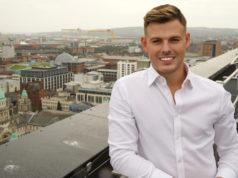 James Blake, Managing Director of Vindicta Digital pictured at Belfast Offices