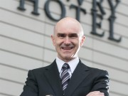 Adrian Ellis, General Manager of the five-star Lowry Hotel