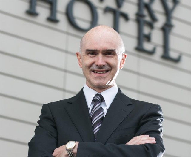 lowry hotel general manager is named master innholder business up