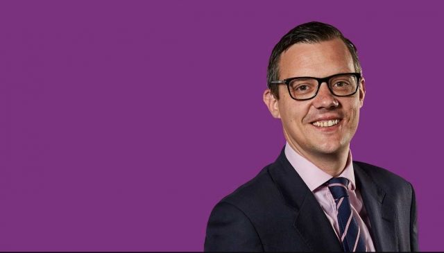 Ben Lamb, partner in real estate at Clarion