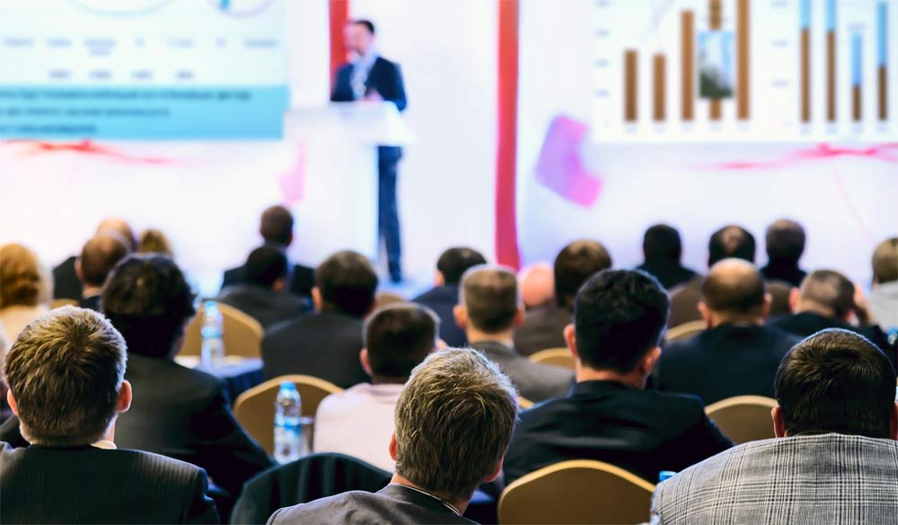 Getting the most from business exhibitions