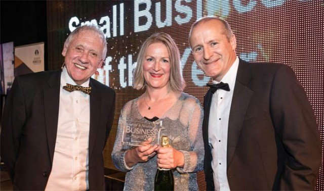 Yorkshire stitch entrepreneur clinches Small Business of the Year