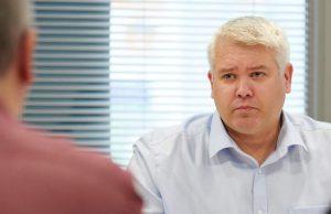 Chris Oldroyd, Managing Director at Inprotec