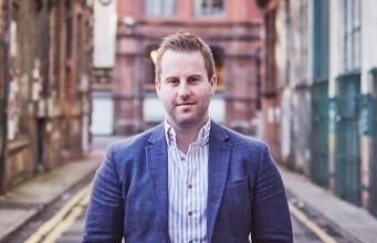 David Grimes, CEO of Manchester-based parcel comparison website My Parcel Delivery