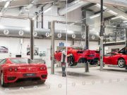 JCT600 opens new Ferrari after sales centre in Newcastle