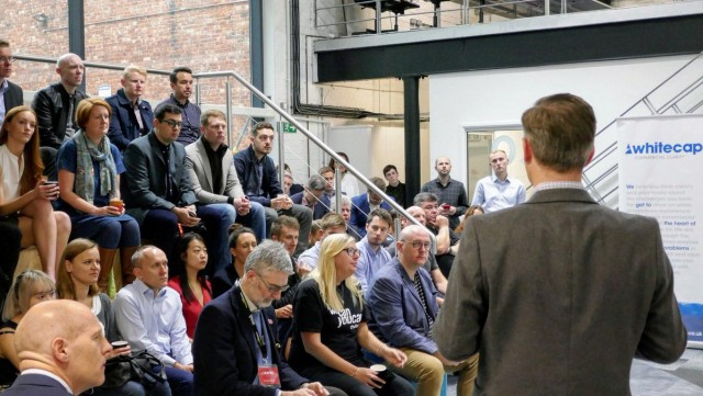 Inaugural FinTech North event in Newcastle a huge success