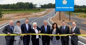 Transformational road scheme in Doncaster completed