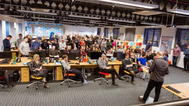 Leeds based digital agency celebrates major profit increase