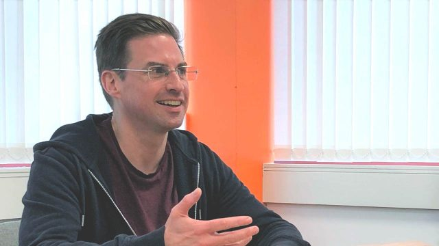 People of the North: Ian Dowd, Head of Marketing at High Speed Training