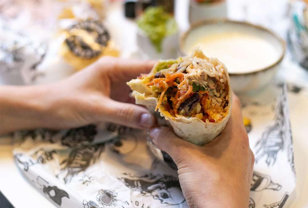 Listo Burrito