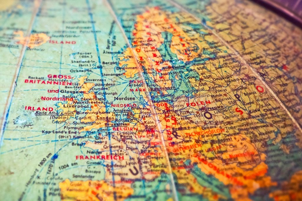 Unlocking of Government's mapping and location data to boost economy by £130m a year