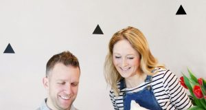 Emma and Andrew from Modo Creative