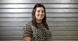 UNTHA UK's project lead Caroline Brown