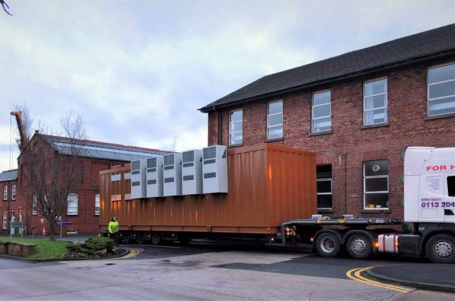 How today's businesses can benefit from Prefabricated Data Centres