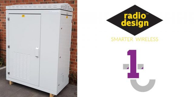 Radio Design and 1Try to manufacture integrated cabinet solutions for mobile infrastructure market
