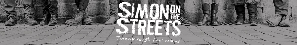 Our Partner -Simon on the Streets
