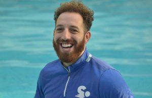 Nathaniel Birkett, Founder & MD of The Swim Specialist